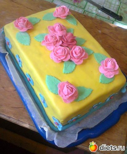 6 фото: Мои тортики