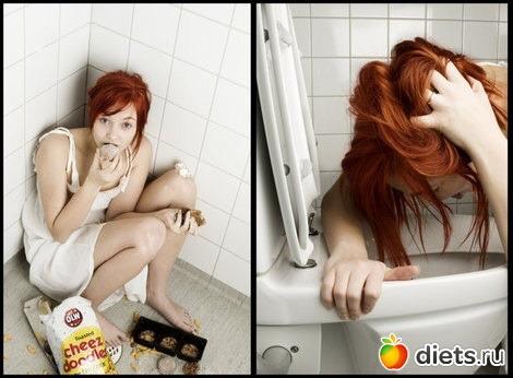 anorexia vs bulimia nervosa