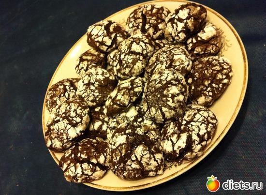 Шоколадные печенюшки, альбом: Я готовлю.
