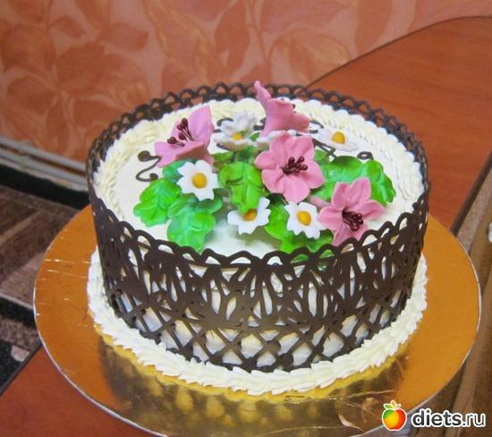 88 фото: Мои тортики