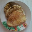 Сладкие оладьи на завтрак
