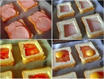 ИДЕЯ ДЛЯ ЗАВТРАКА! Необычный и вкусный бутерброд для наших мужчин и не только)))