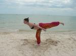 «Морская» йога или как эффективно бороться с депрессией