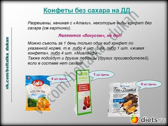 Этапы диеты Дюкана: - dietadukanapro
