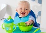 Едим самостоятельно: как научить ребенка кушать самому?