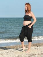 Фитнес в третьем триместре беременности