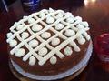 Медовый тортик с кремом