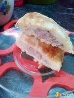 Картофельные зразы(пирожки)