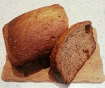 Продолжаю утилизировать остатки, или финико-медовый хлеб