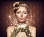 Экспресс-красота: как быстро привести себя в порядок перед встречей Нового года?