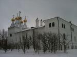 Иосифо-Волоцкий монастырь (село Тураево, Волоколамский район, Московской области).