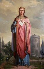 Святая великомученица Варвара.