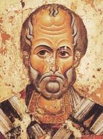 Святитель Николай, архиепископ Мир Ликийских, чудотворец.
