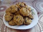 Овсяное печенье на кефире с сухофруктами/ПП/завтрак/перекус/