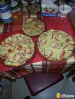 А-ля- Пицца!!! Быстрая, на сковороде