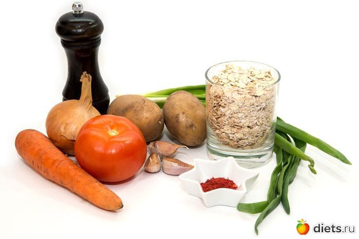 Постная диета меню на неделю, отзывы