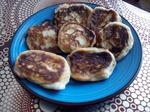 Сырники из творога с бананом\завтрак\