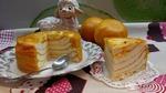 Творожно-тыквенная запеканка - полосатая нежная с лимонной цедрой и бонус тыквенное суфле)