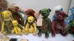 Мишки -ТЕДДИ и другие звери на планете кукол.