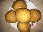 Кексики из детского фруктового пюре