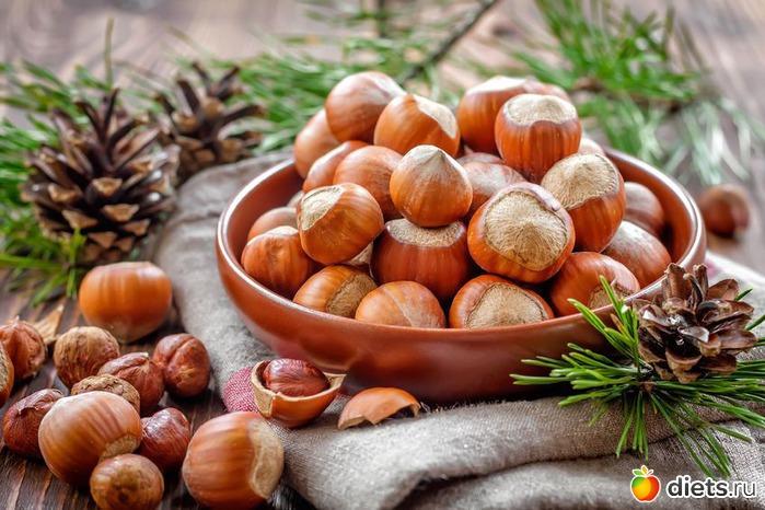 как орехи влияют на фигуру