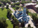 Рождество-Богородицкий храм. Город Уфа.