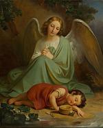 Размышления об Ангеле-Хранителе. ОДИНАДЦАТЫЙ ДЕНЬ МЕСЯЦА