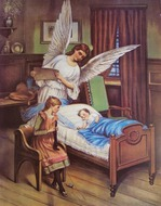 Размышления об Ангеле-Хранителе. ШЕСТОЙ ДЕНЬ МЕСЯЦА