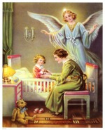 Размышления об Ангеле-Хранителе. ПЯТЫЙ ДЕНЬ МЕСЯЦА
