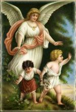 Размышления об Ангеле-Хранителе. ТРЕТИЙ ДЕНЬ МЕСЯЦА