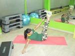 Плоский живот к Новому году: эффективные упражнения