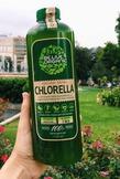 Жидкая хлорелла помогает меньше есть и справляться с ленью