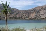Пресноводное Озеро Курнас на острове Крит
