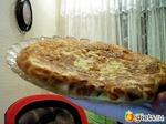 Быстрые  ленивые хачапури на сковороде
