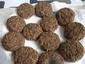 Котлеты гречневые с грибами