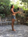 Чандра Намаскар или Как в йоге приветствуют луну