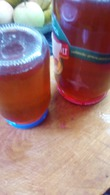 "Яблочное желе( ч.2)(Безотходное производство при варке яблочного пюре""Неженка"")"