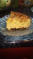 Кабачково-сырный пирог- запеканка