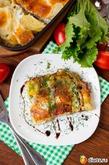 Картофель с кольраби и моцареллой под соусом. Вкусная коллекция
