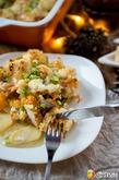 Запеченное куриное филе с тыквой и цветной капустой к новогоднему столу. Вкусная коллекция