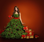 "Фотоконкурс ""Мой Новогодний наряд"" на Relook.ru"