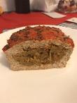 Куриный пирог с капустой