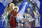 Поздравляю с Рождеством Христовым.