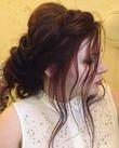 Мой насыщенный день, и как я стала моделью для свадебных причесок
