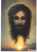 """Икона """"Иисус Моргающий""""(или """"Плат Святой Вероники"""")"""