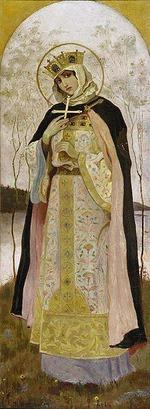 Святая равноапостольная княгиня Ольга.