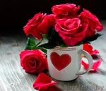 Розы повсюду...