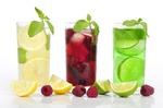 Лучшие напитки в жару