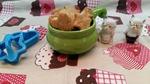 Галеты- печенье постное с маком и кунжутом.