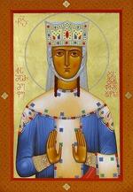 Благоверная Тамара Грузинская, царица.